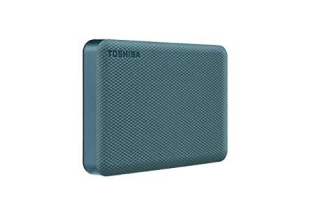 "Toshiba ext. drive 2.5"" Canvio Advance (V10) 1TB green"