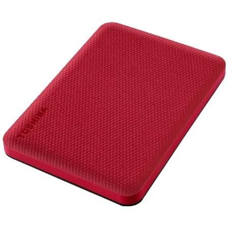 "Toshiba ext. drive 2.5"" Canvio Advance (V10) 1TB red"