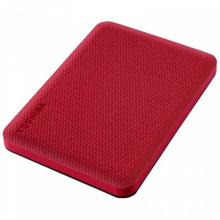 "Toshiba ext. drive 2.5"" Canvio Advance (V10) 2TB red"