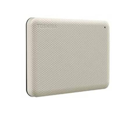 "Toshiba ext. drive 2.5"" Canvio Advance (V10) 1TB white"