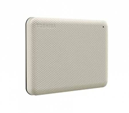 "Toshiba ext. drive 2.5"" Canvio Advance (V10) 2TB white"