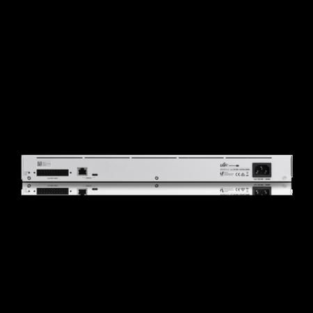 24-портов гигабитен комутатор Ubiquiti UniFi USW-Pro-24 c 2 SFP+ порта