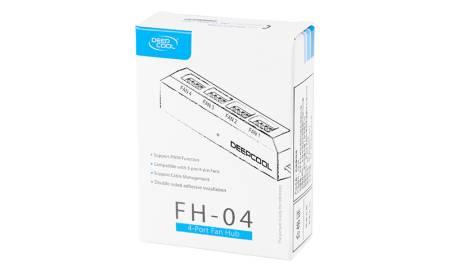 Охладител за Intel/AMD процесори DeepCool Gammaxx 400 V2 DP-MCH4-GMX400V2-RD червен LED