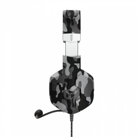 TRUST GXT 323K Carus Gaming Headset Black Camo