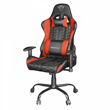 TRUST GXT 708R Resto Gaming Chair Red