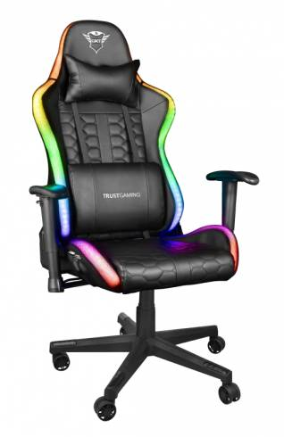 TRUST GXT 716 Rizza RGB LED Gaming Chair