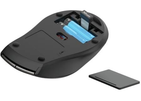 TRUST Kuza Wireless Ergonomic Mouse