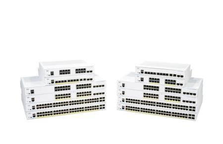 Cisco CBS350 Managed 24-port SFP