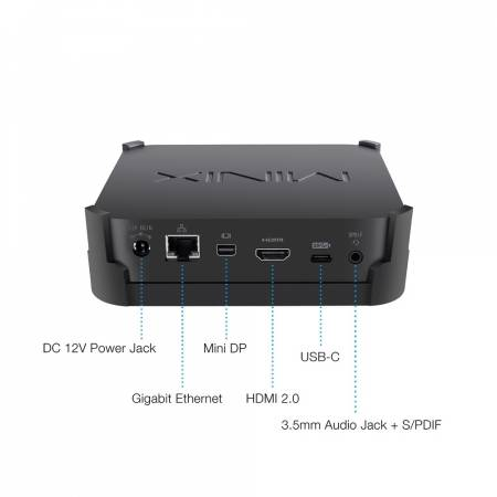 MiniX NEO J50C-8SE [4GB/240GB]