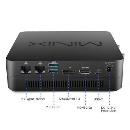 MiniX NGC-3 Core i3 [8GB/256GB]