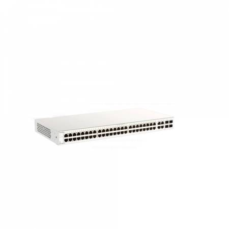 D-Link 52-Port Gigabit Nuclias Smart Managed Switch including 4x 1G Combo Ports (With 1 Year License)