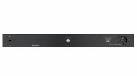 D-Link 48-port Gigabit Smart Managed Switch with 4x 10G SFP+ ports