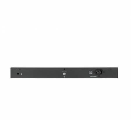 D-Link 26-Port PoE+ Gigabit Smart Managed Switch