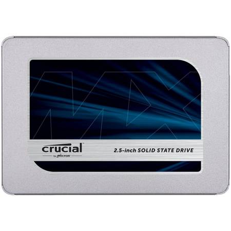 "SSD диск CRUCIAL MX500 250GB 2.5"" 7mm CT250MX500SSD1"