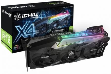 Inno3D GeForce RTX 3080 TI iChill X4