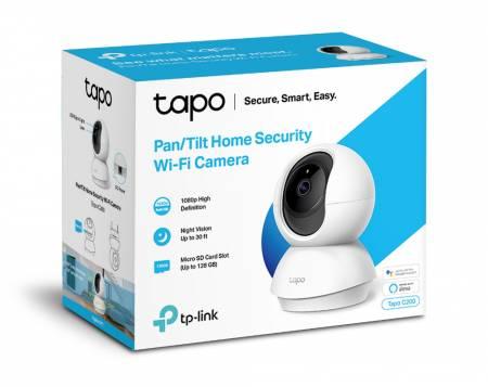 Wi-Fi Pan/Tilt камера за наблюдение TP-Link TC70