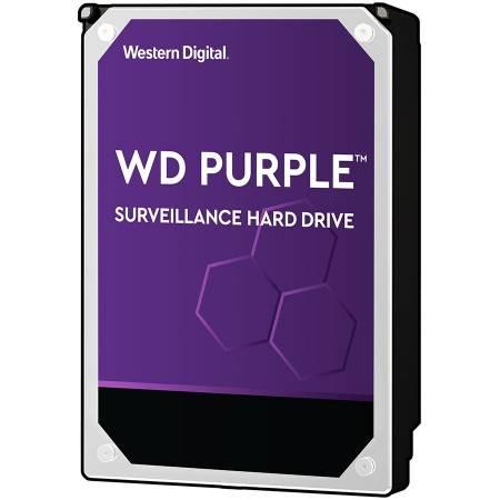 """Твърд диск AV WD Purple 3.5"""" 6TB 128MB 5640 RPM WD62PURZ"""