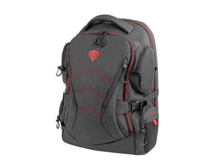 Genesis Laptop Backpack Pallad 550 Black 15