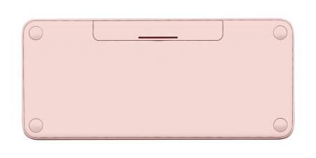 Logitech K380 for Mac Multi-Device Bluetooth Keyboard - US Intl - Rose