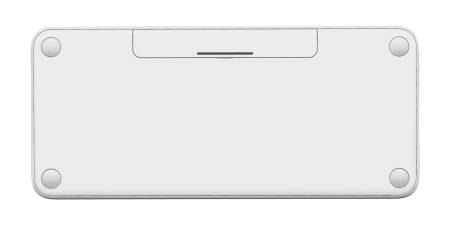 Logitech K380 for Mac Multi-Device Bluetooth Keyboard - US Intl - Off-White