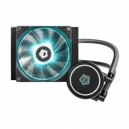 RGB водно охлаждане за Intel/AMD процесори ID-Cooling Auraflow X 120 AURAFLOW-X-120