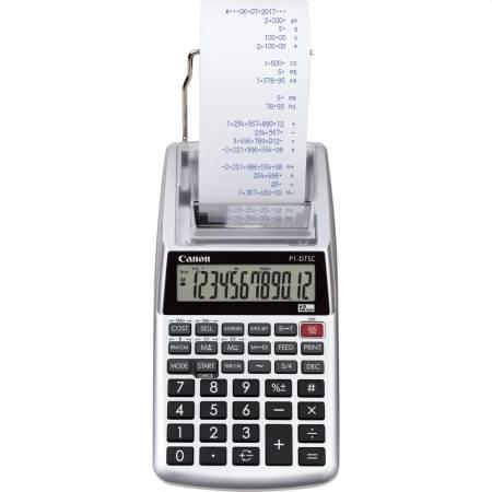 Canon P1-DTSC II Portable Printing Calculator