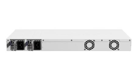 16-портов комутатор Mikrotik CCR2004-16G-2S+ с 2 SFP+ порта