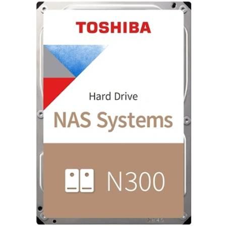 Toshiba N300 NAS Hard Drive 8TB (7200rpm / 256MB) 3
