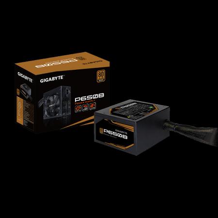 Захранващ блок Gigabyte 650W 80 PLUS bronze GP-P650B