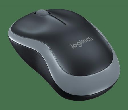 Безжична мишка Logitech M185 Grey 910-002235