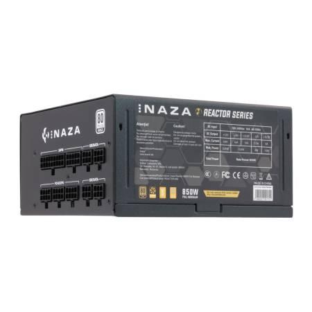 Захранващ блок Inaza Reactor 850W full modular 80+ Gold