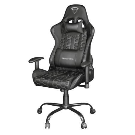 TRUST GXT 708 Resto Gaming Chair Black