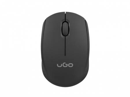 uGo Mouse Pico MW100 Wireless Optical 1600DPI Black