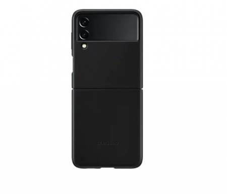 Samsung Galaxy Z Flip 3 Leather Cover