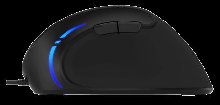 Оптична кабелна мишка Delux M618 SEU