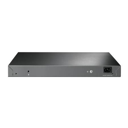 52-портов L2+ управляем гигабитен комутатор TP-Link JetStream TL-SG3452P с 48 PoE+ порта