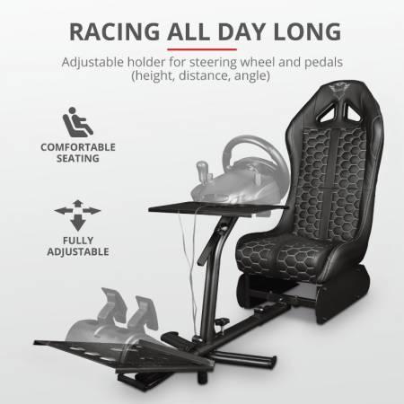 TRUST GXT 1155 Rally Racing Simulator Seat