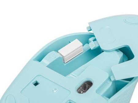 uGo Mouse Pico MW100 Wireless Optical 1600DPI Blue