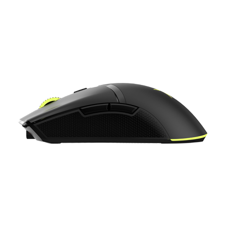 USB Type-C геймърска RGB мишка Delux M800BU PMW3327