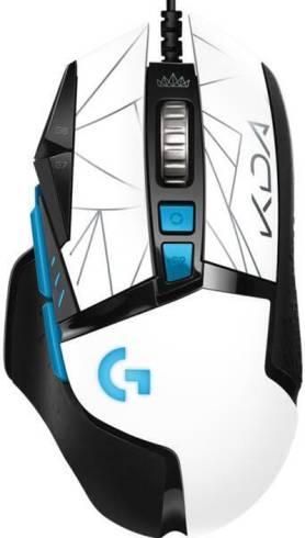 Logitech G502 HERO - LOL-KDA2.0 - USB - N/A - EER2