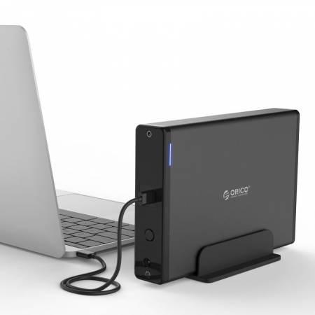 "Кутия Orico 7688C3 за 3.5"" HDD дискове USB Type-C"