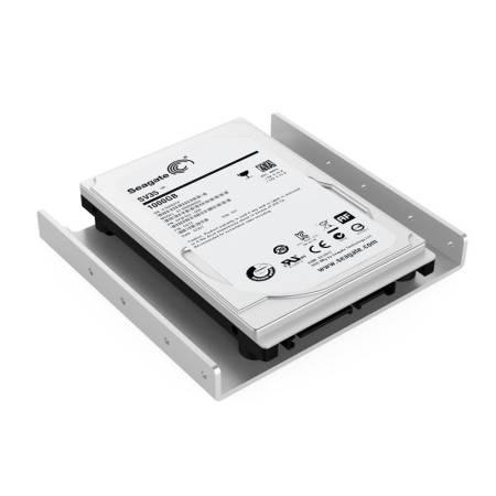 """Адаптер за монтаж Orico 3.5"""" към 2.5"""" SSD/HDD AC325-1S-V1-SV"""