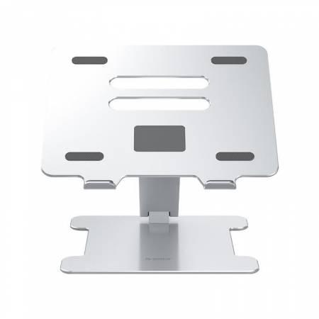 """Алуминиева подложка за лаптоп Orico LST-4A-SV с USB хъб до 15.6"""""""