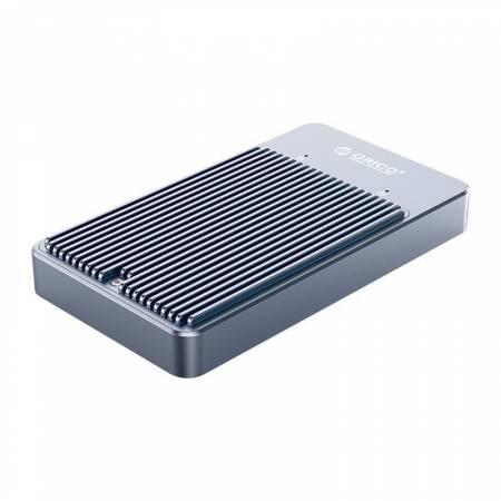 Кутия Oricо M2N210-RC3 за NVMe M.2 SSD дискове USB Type-C dual slot
