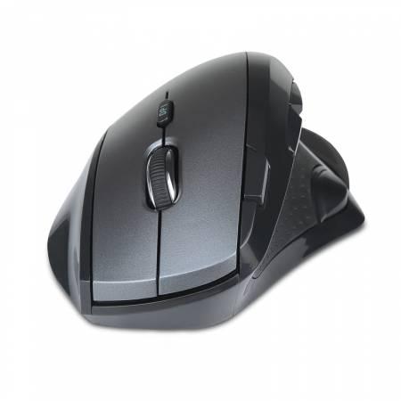 Безжична вертикална мишка Delux M910GB