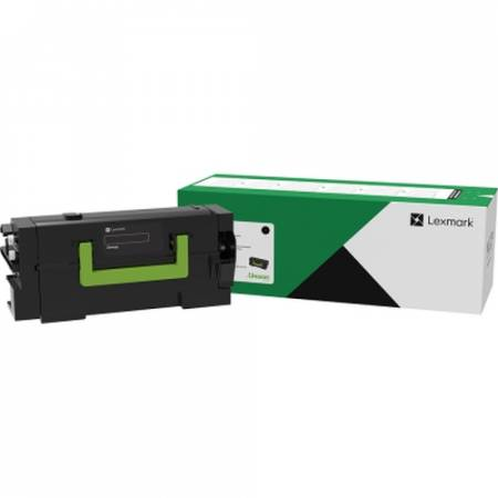 Lexmark 58D2U00 Black Ultra High Yield Return Program Toner Cartridge (55K)