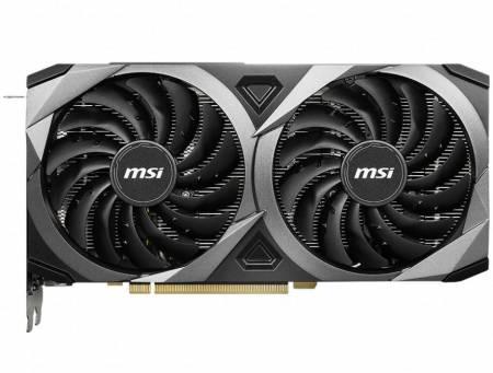 Видео карта MSI GeForce RTX 3070 8GB VENTUS 2X OC LHR 912-V390-405