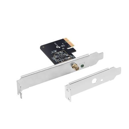 2-лентова Wi-Fi PCI-e мрежова карта TP-Link Archer T2E AC600 Low-Pro bracket
