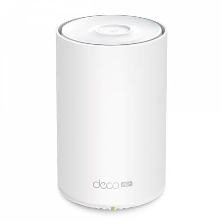 4G+ безжична Wi-fi 6 Mesh система TP-Link Deco X20 AX1800 Gateway