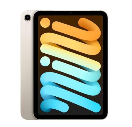 Apple iPad mini 6 Wi-Fi + Cellular 256GB - Starlight